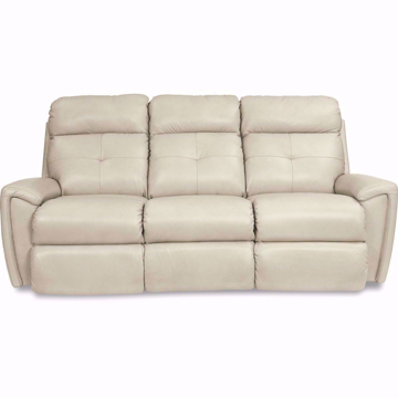 Picture of Douglas Power Reclining Sofa with Power Headrest