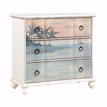 Picture of Sunset Isle 3 Drawer Chest