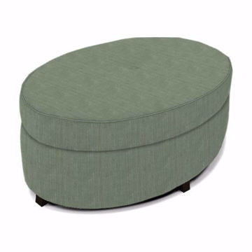 Picture of Betty Accolade Mist Storage Ottoman