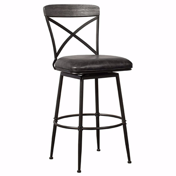 Picture of Decker Swivel Counter Height Stool