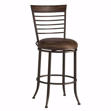 Picture of Terrell Swivel Counter Stool