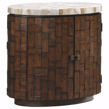 Picture of Banyan Oval Accent Table