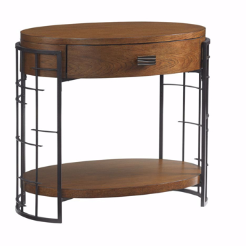 Picture of Sendai High/Low Nightstand