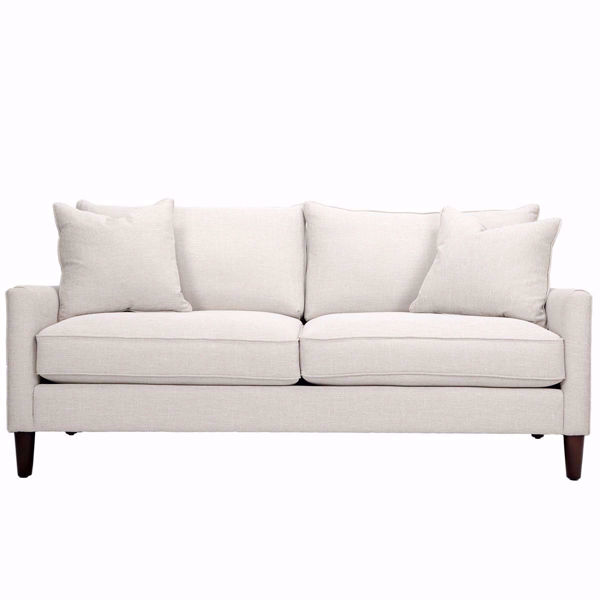 "Picture of Urban Options 74"" Loft Sofa"