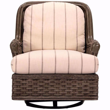 Picture of Somerset Rattan Swivel Glider