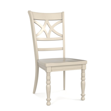 Picture of Custom Diamond Back Side Chair