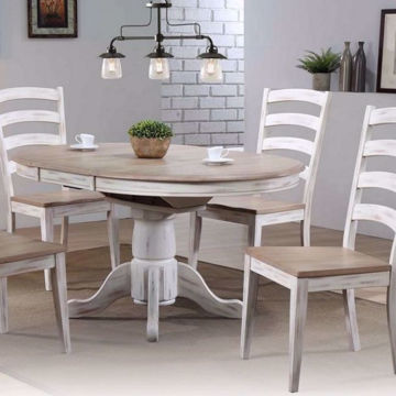 Picture of Prescott 5 Piece Dining Room Set