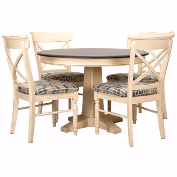 Picture of Harbor 5 Piece Round Dining Room Set