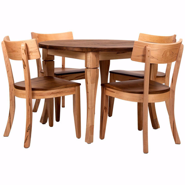 Picture of Midtown Round 5 Piece Dining Set