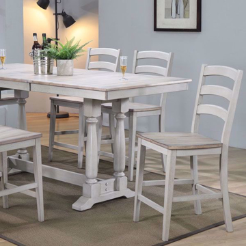 Picture of Ridgeway Tall 5 Piece Dining Set