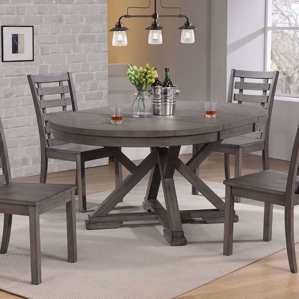 Picture of Stratford Round 5 Piece Dining Set