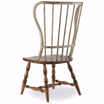 Picture of Sanctuary Spindle Back Dining Side Chair