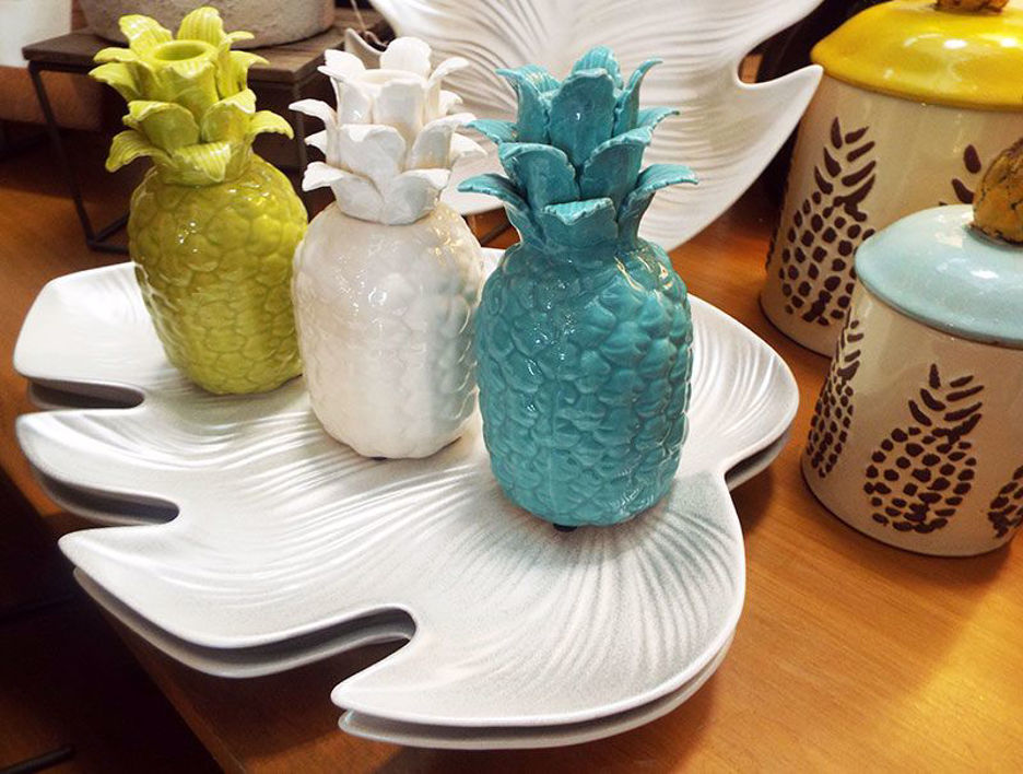 Soft Tropics and Organic Textures
