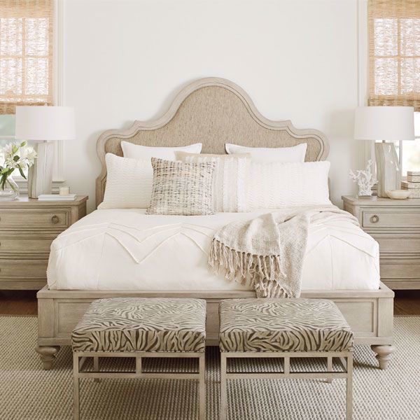 Picture of Zuma Upholstered King Bed