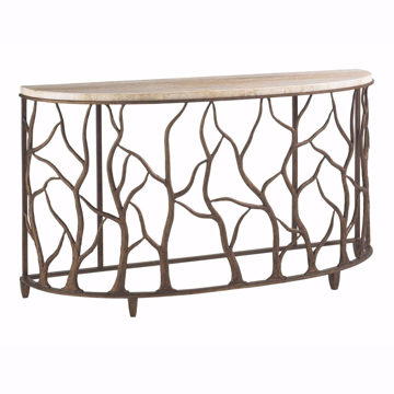 Picture of Bannister Garden Console Table