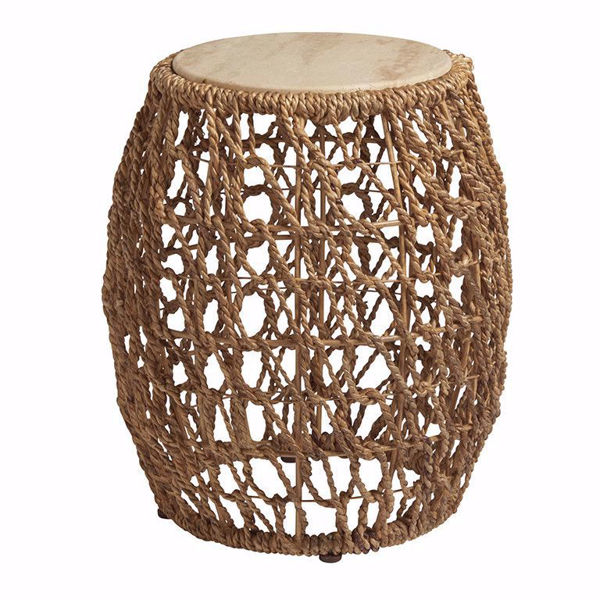 Picture of Madrid Woven Accent Table