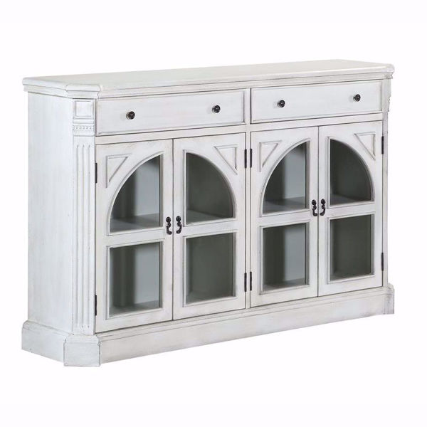 Picture of Colonial White Credenza