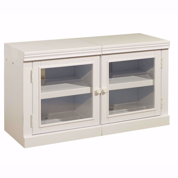 """Picture of Alpine Modern Cotton 43"""" X-Pandable Console"""