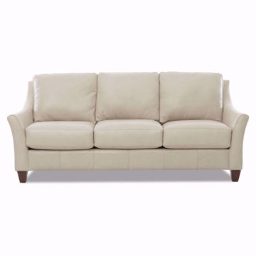 Picture of Ella Ice Leather Sofa
