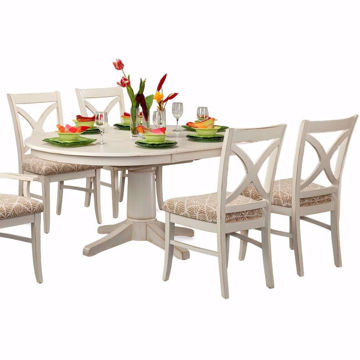 Picture of Hues Round 5 Piece Dining Set