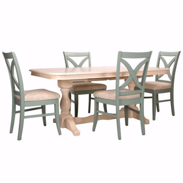 Picture of Hues 5 Piece Dining Set