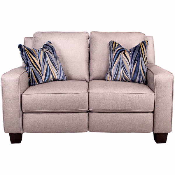 Picture of West End Elevate Power Headrest Loveseat