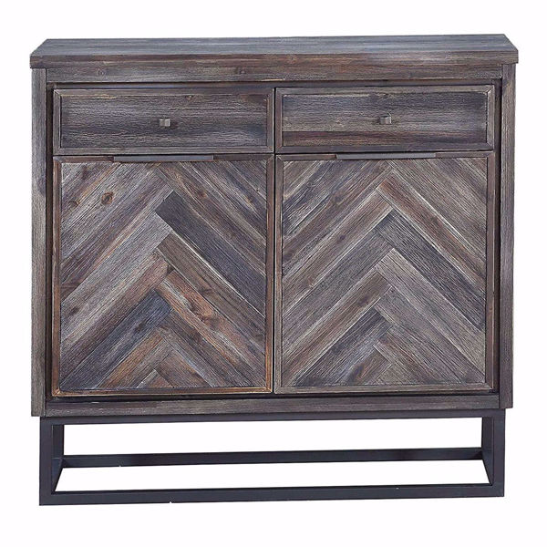 Picture of Aspen Court Door Two Drawer Cabinet