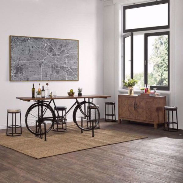 Picture of Cycle Gathering 7 Piece Dining Set