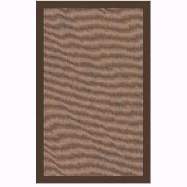 Picture of Echo Bay 1 Mocha/Coffee 5X8 Rug