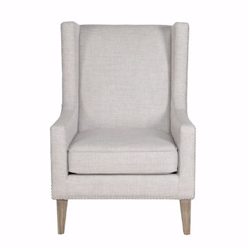 Picture of Erie Smoke Gray Club Chair