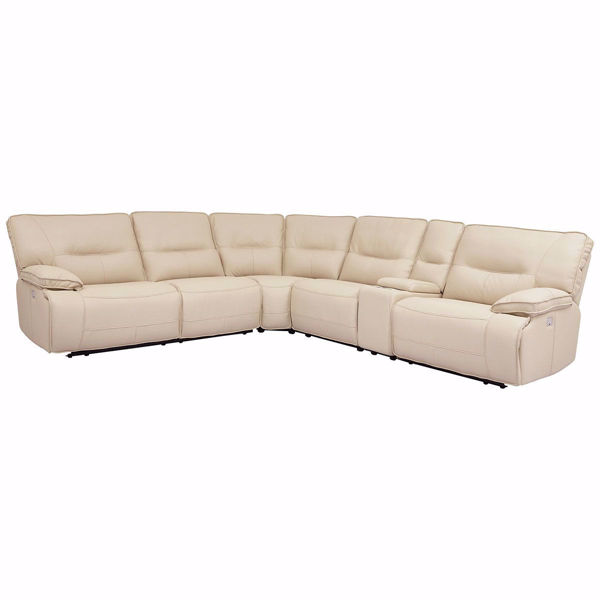 Spartacus 6 Piece Sectional Sofa