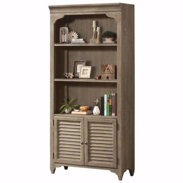 Picture of Myra Natural Bunching Bookcase