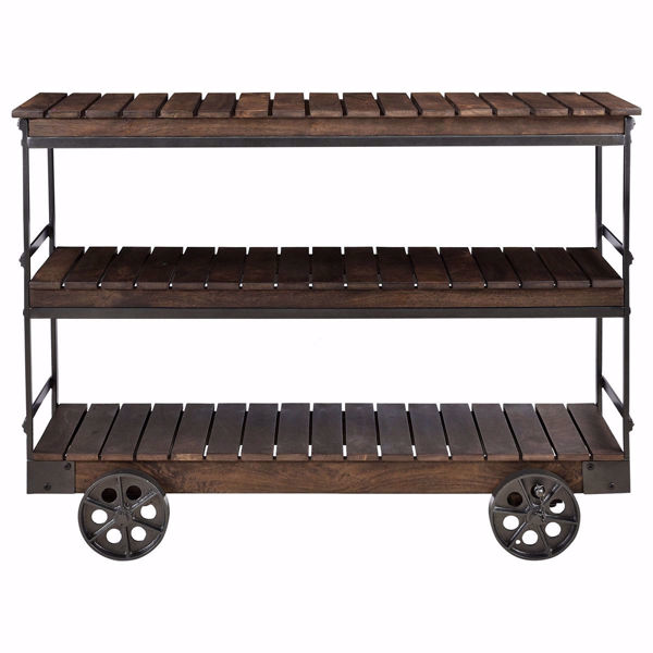 Picture of Industrial Kitchen Cart