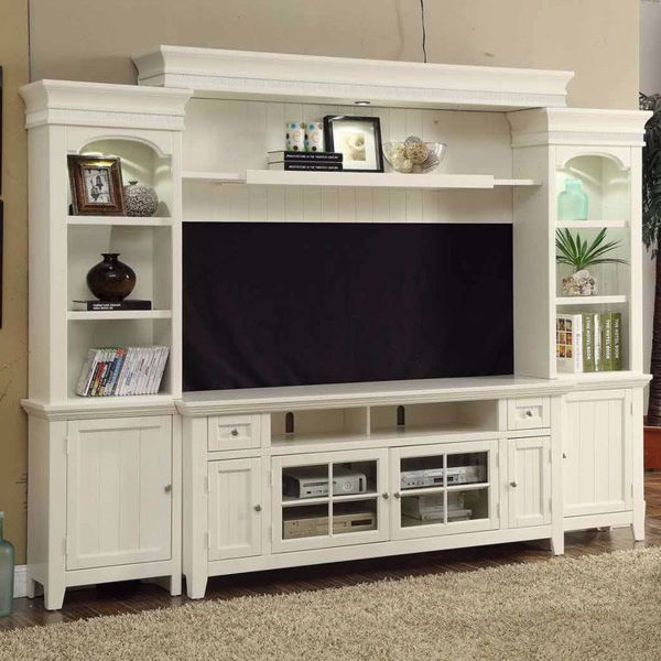 "Picture of Tidewater 72"" 4 Piece Entertainment Center"
