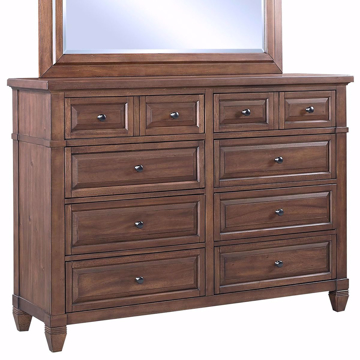 Picture of Thornton Eight Drawer Chesser