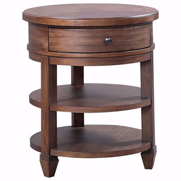 Picture of Thornton Round Nightstand