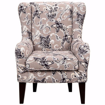 Picture of Lorette Wing Back Club Chair
