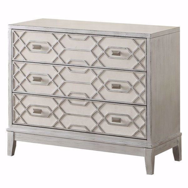 Picture of Contemporary 3-Drawer Chest