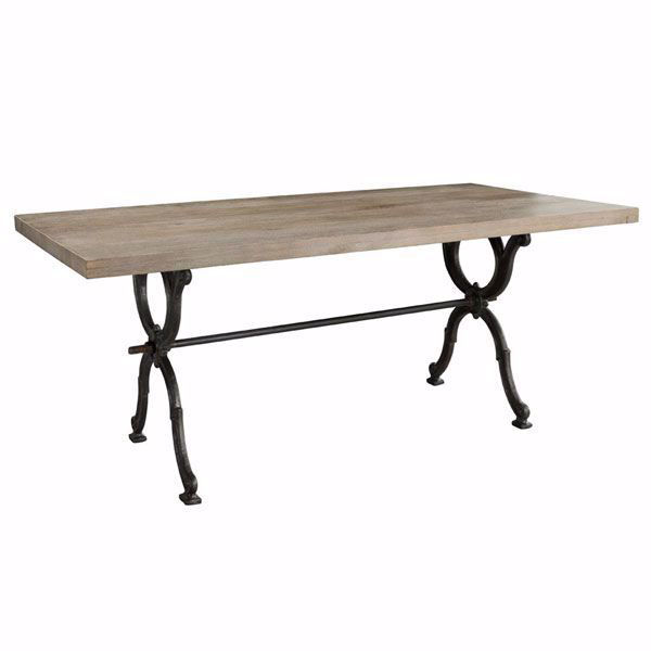 "Picture of STRASBURG 72"" DINING TABLE"