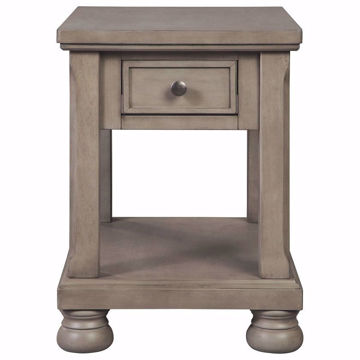 Picture of Kenley Gray End Table