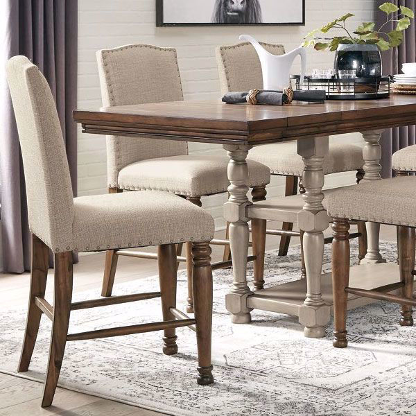 Picture of Kenley 5 Piece Counter Height Dining Set