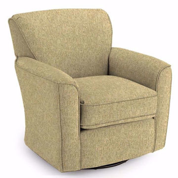 Picture of Kaylee Swivel Barrel Chair
