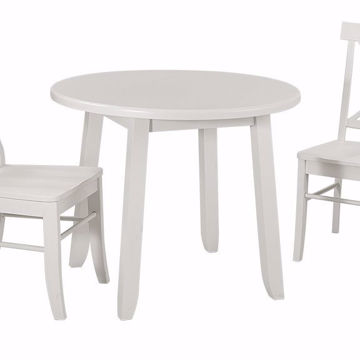 Picture of Oyster Bay 36″ Round Drop Leaf Dining Table