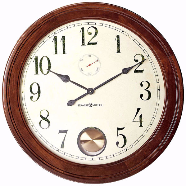 Picture of Auburn Gallery Wall Clock