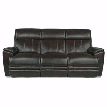 Picture of Talladega Power Reclining Sofa with Headrest