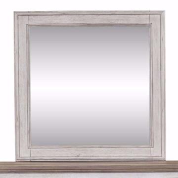 Picture of Piazza Landscape Mirror
