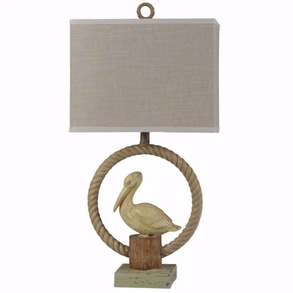 Picture of Coastal Bird Table Lamp