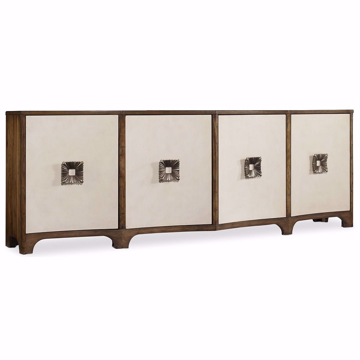 Picture of Melange Media Credenza