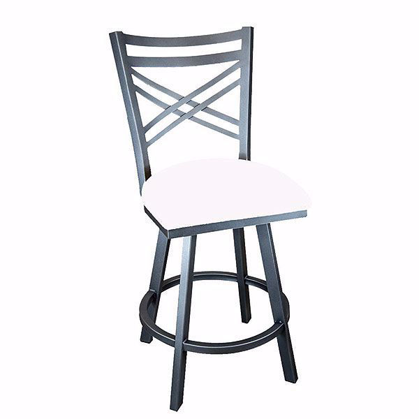 "Picture of Raleigh 26"" Swivel Barstool"