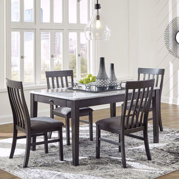 Picture of Meredith 5 Piece Dining Set
